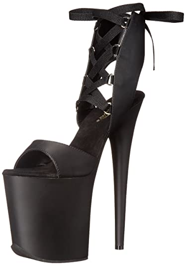 Pleaser Damen Flamingo 800 14 Stiefel: : Schuhe
