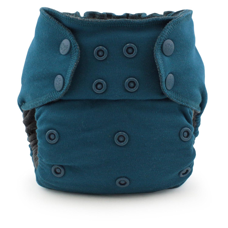 Kanga Care Ecoposh On-Balance Volume One-Size Pocket Fitted Cloth Diaper, Caribbean KEFITTSOS-S303