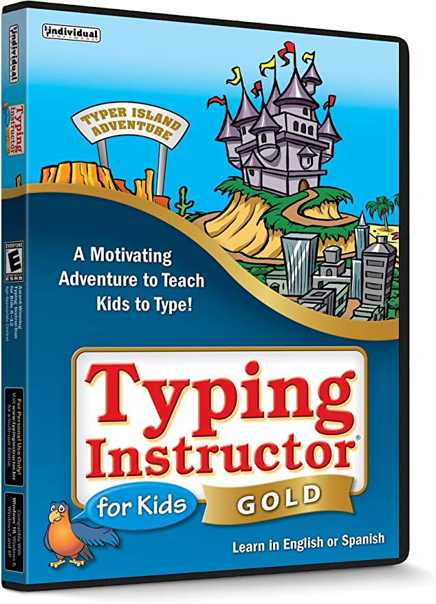 Typing Instructor for Kids Gold Edition 2