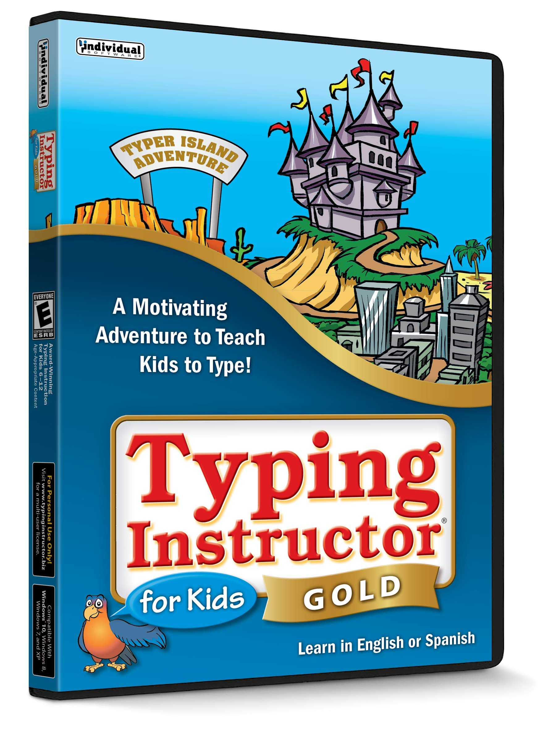 Typing Instructor for Kids Gold by Individual Software