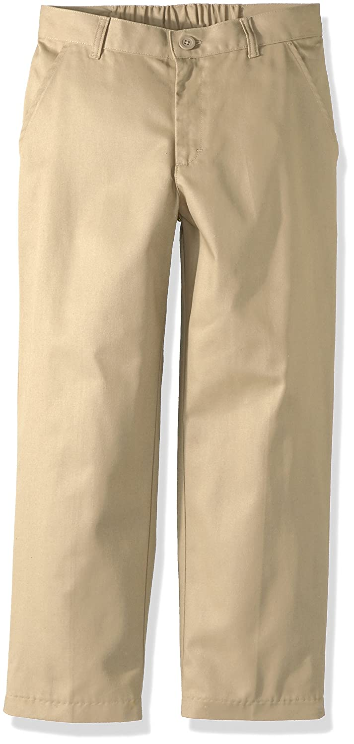 Classroom Uniforms Big Boys Husky Flat Front Pant 60363