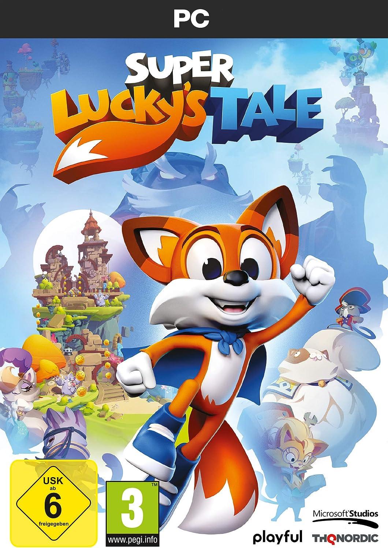 Super Luckys Tale (PC) [Importacion Alemania]: Amazon.es: Videojuegos