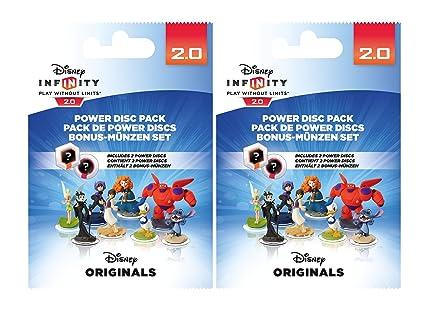 Disney Infinity 20 Bonus Münzen Disney Doppelpack 4 Münzen