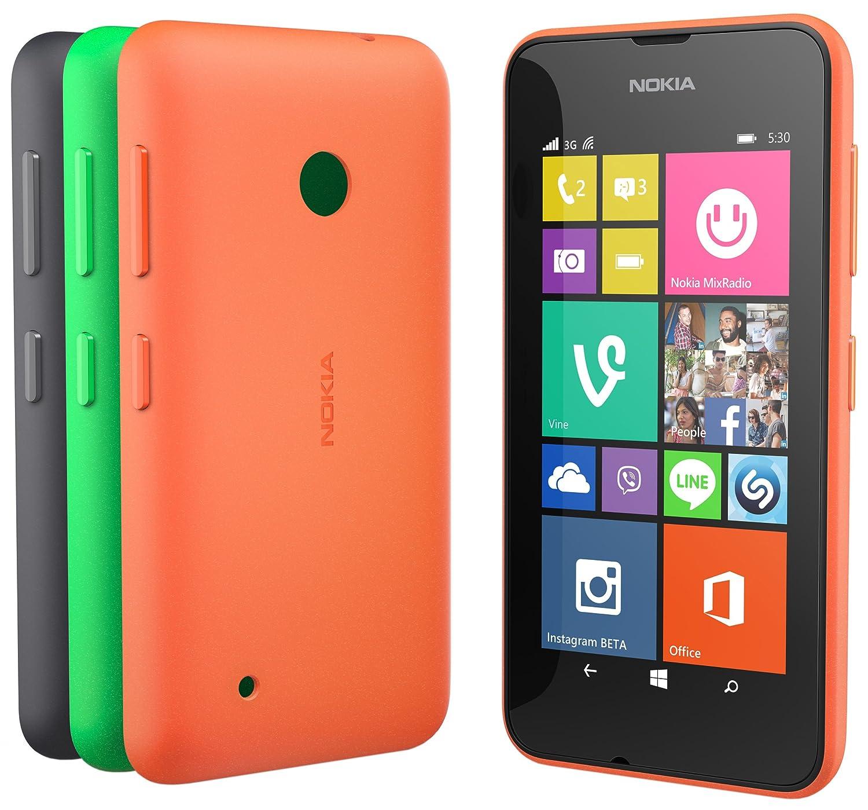 Amazon.com: Nokia (CC-3084) Hard Shell Clip-On Case Cover ...