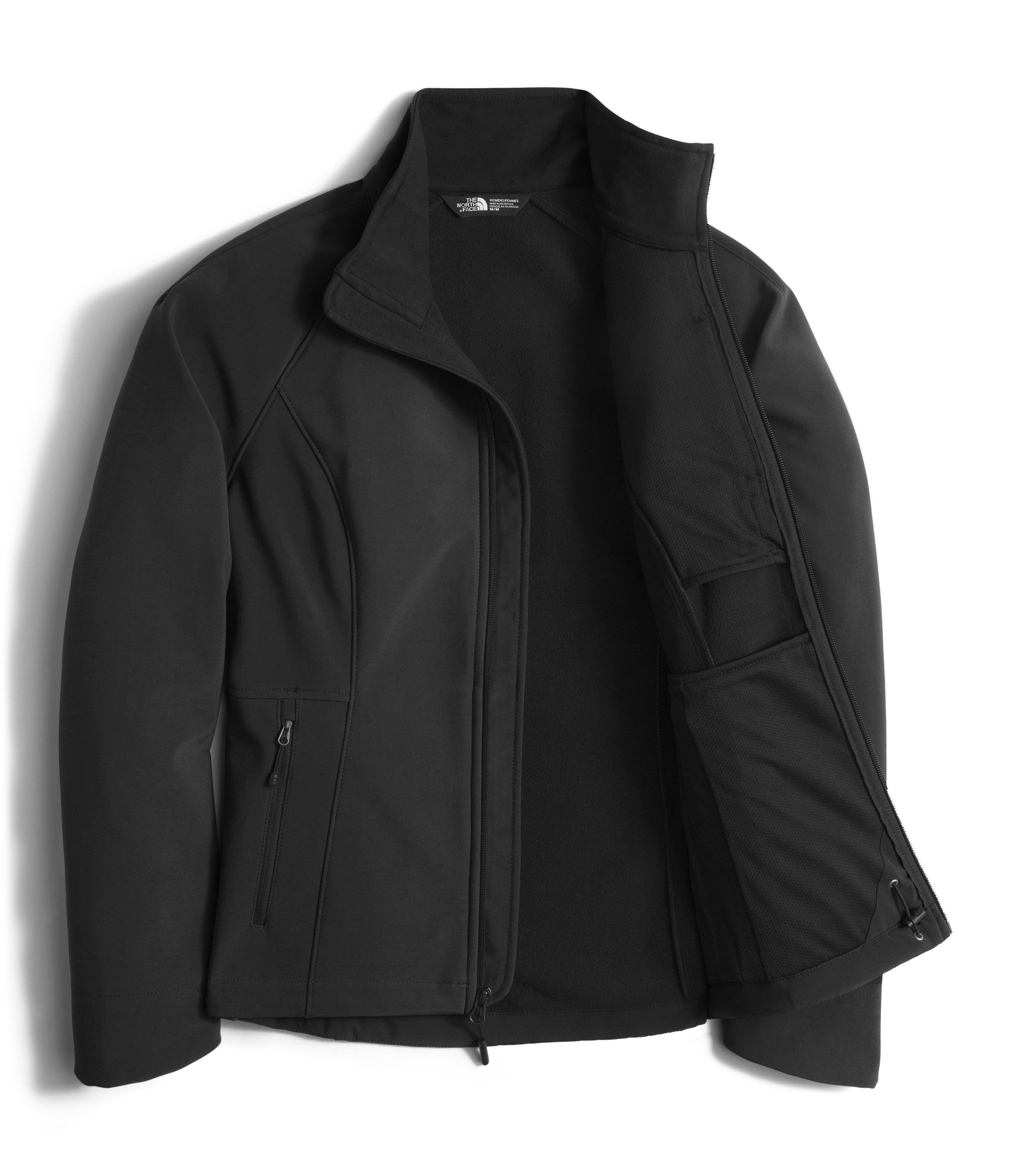 The North Face Women's Apex Bionic 2 Jacket - TNF Black - M by The North Face (Image #2)