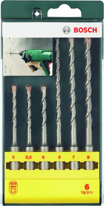 SDS Plus Hammer Drill Bit 5.5mm x 110mm Made in Germany DeWalt Bosch Makita