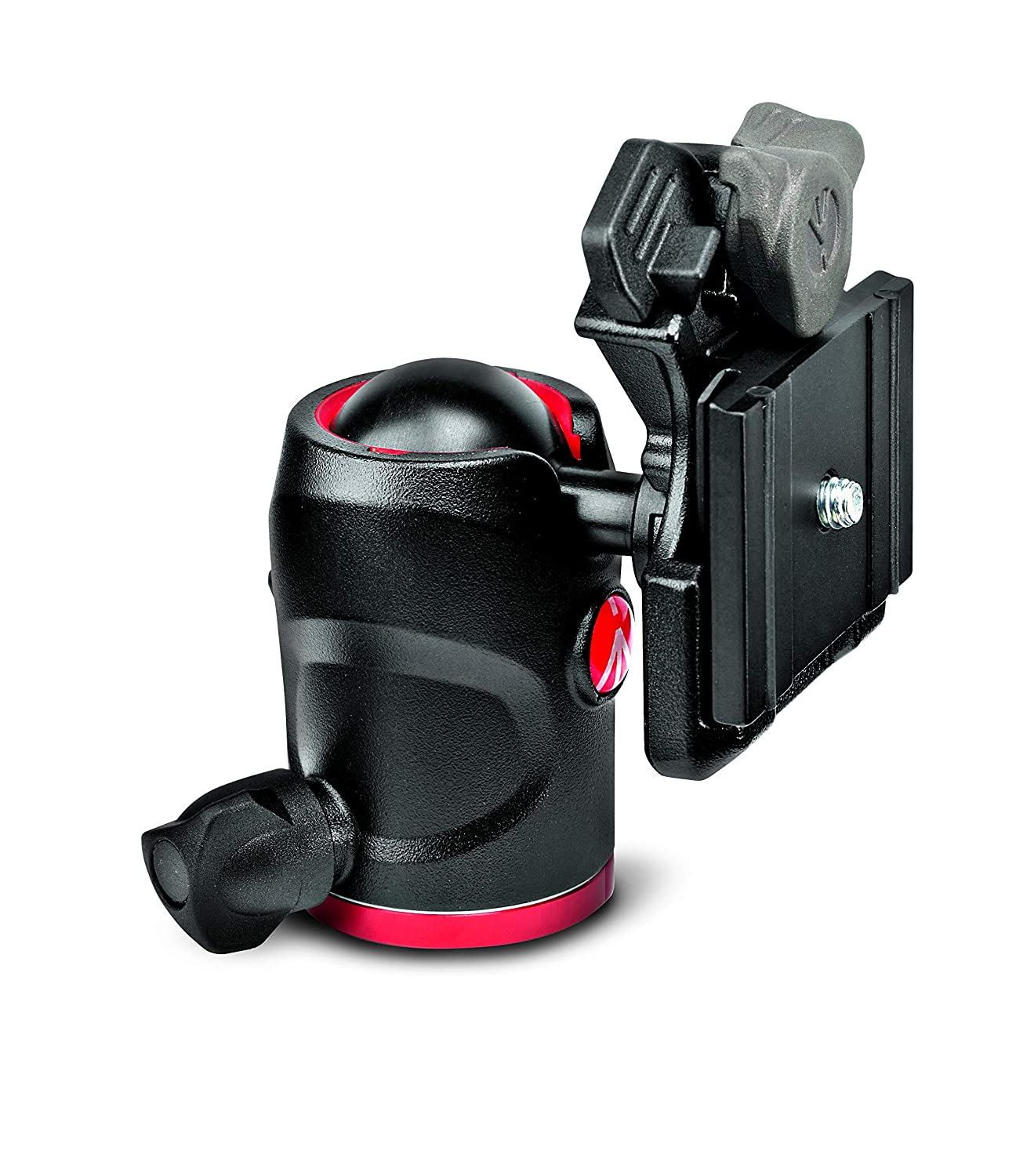 Manfrotto Compact Ball Head with RC2 Quick Release Plate