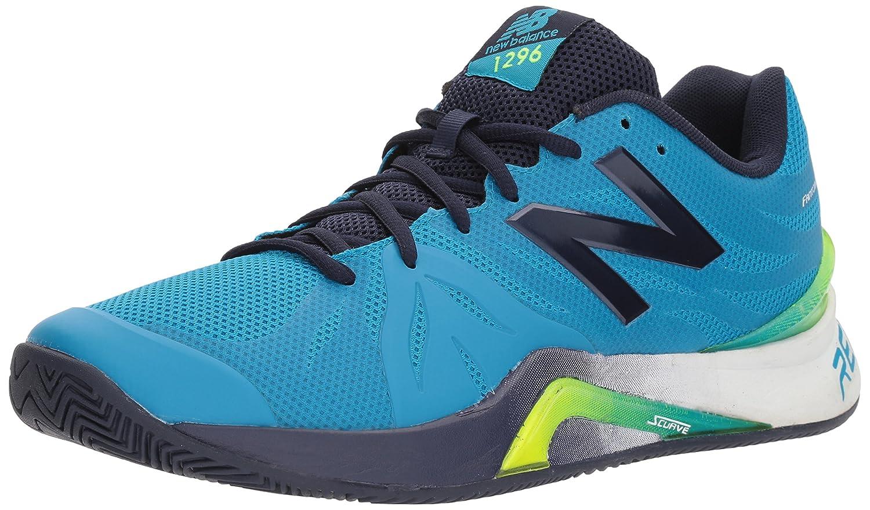 New Balance Men's 1296V2 Tennis-Shoes B06XRVRFCQ 11.5 2E US|Blue/Pigment