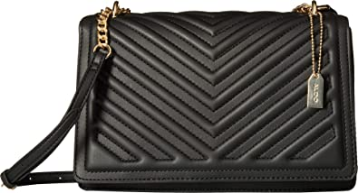 7e3951a743f ALDO Women s Emroelot Black One Size  Handbags  Amazon.com