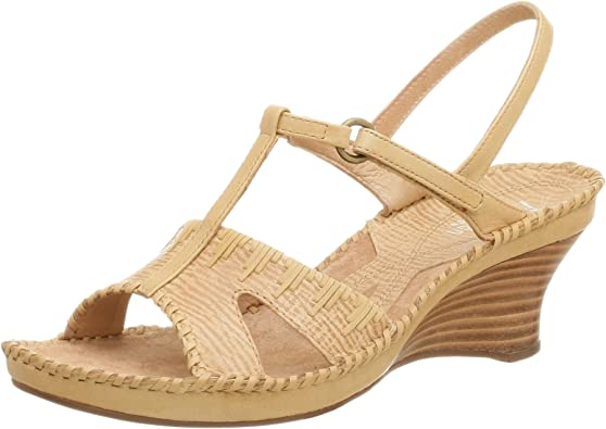 semiconductor edificio cáscara  Amazon.com | Clarks Artisan Women's Lang Slingback Sandal, Beige, 5.5 M |  Sandals