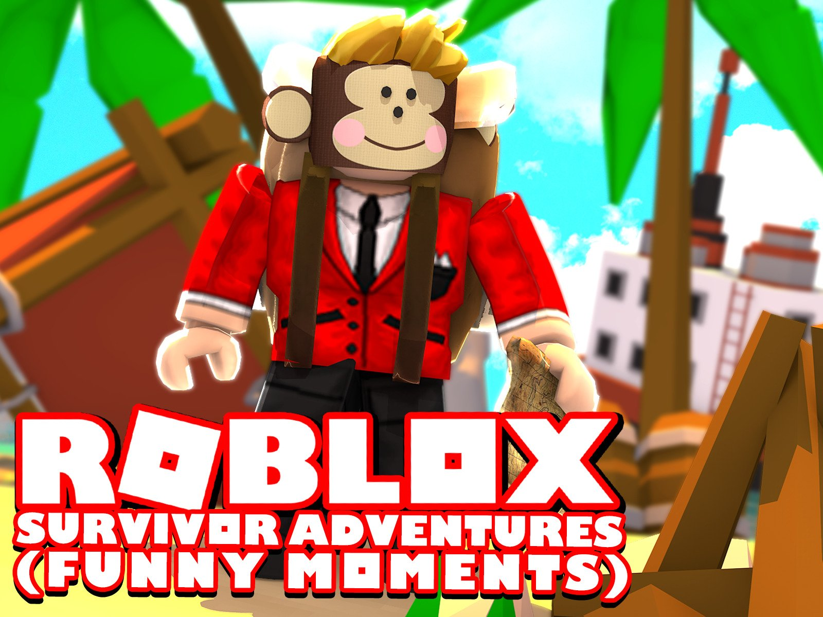 Roblox Survivor Adventures (Funny Moments) on Amazon Prime Video UK