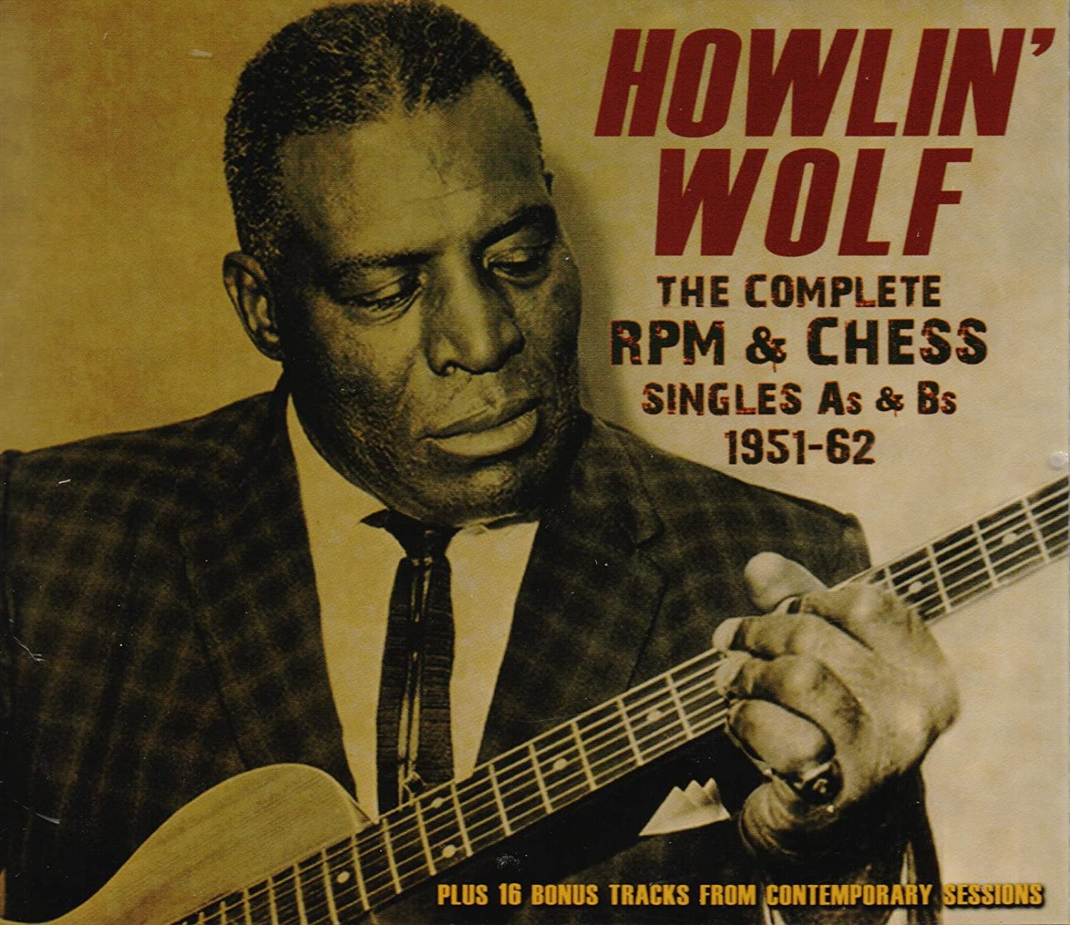 Amazon | Howlin' Wolf: The Complete RPM & Chess Singles As & Bs 1951-62 | Howlin' Wolf | 輸入盤 | 音楽
