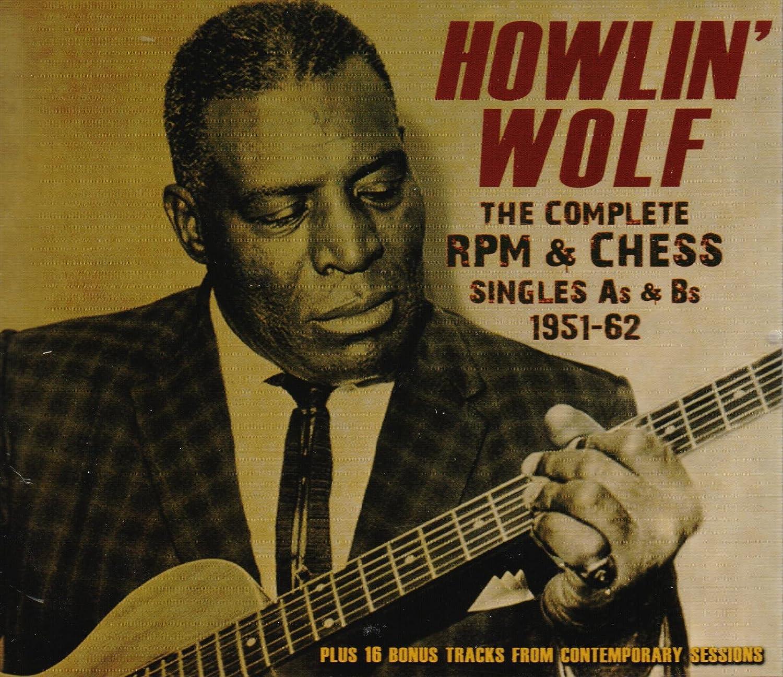 Resultado de imagen de Howlin' wolf