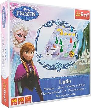 Disney- Parchís Frozen Juegos de Mesa, Multicolor (1): Amazon.es: Juguetes y juegos