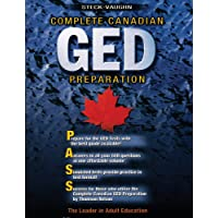 Complete Canadian GED Preparation Handbook: Adapt for SV