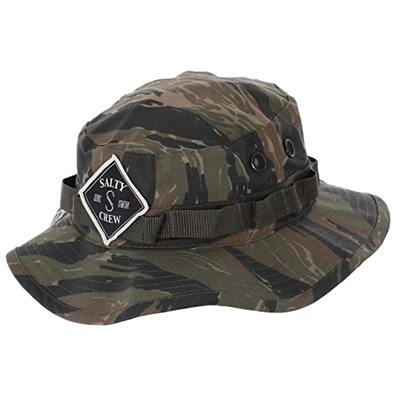 debe2bdd82196 Salty Crew Men s Alpha Stamped Bucket Hat