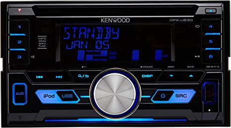 Amazon | ケンウッド(KENWOOD) カーオーディオ 2DINサイズDPX-U530 ...