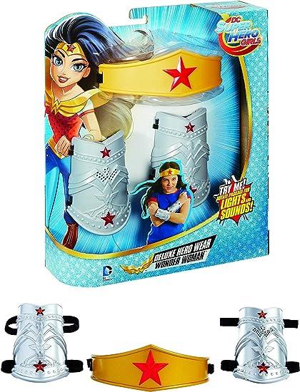 "Mattel DC Comics Super Hero Filles Wonder Woman 12/"""