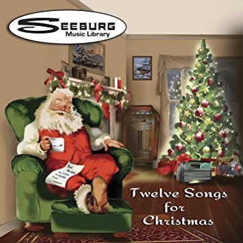 seeburg music library twelve songs for christmas - Amazon Christmas Music