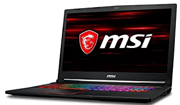 MSI GE73 8RF-008 Laptop