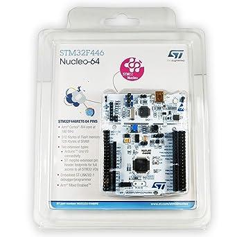 STMicroelectronics NUCLEO-F446RE STM32F446RET6 MCU STM32F4 NUCLEO