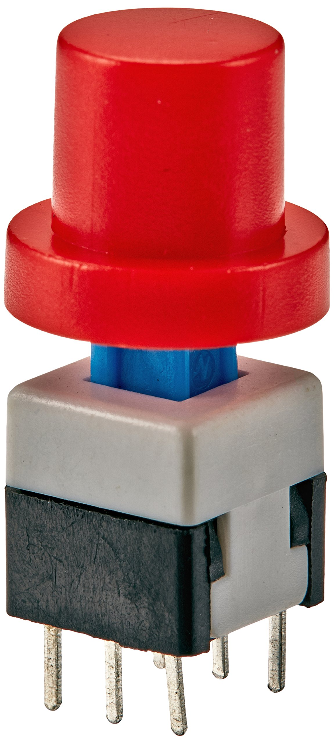 Uxcell Self Lock Tact/Tactile/Push Button Switch, 8 x 8 x 17mm