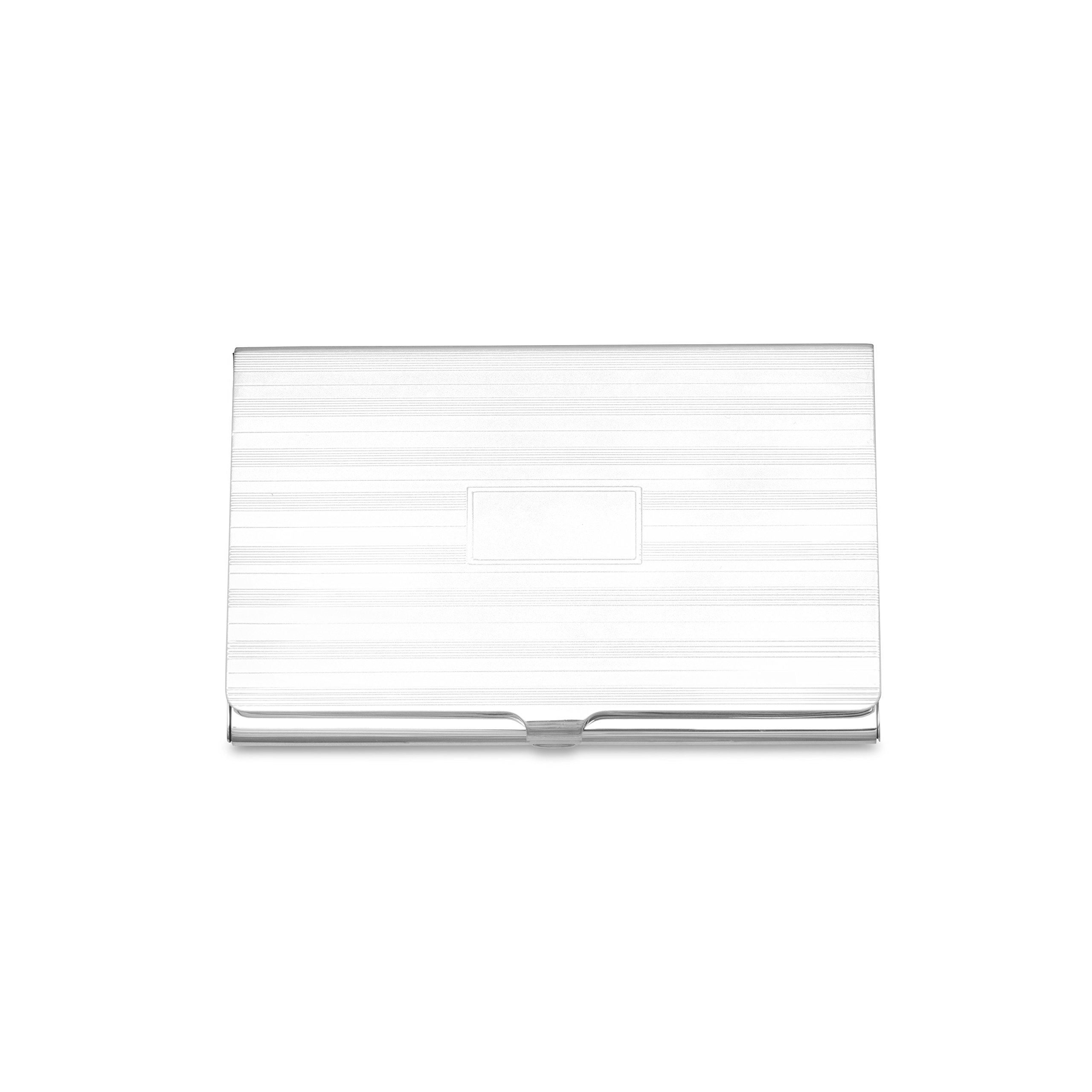 925 Sterling Silver Business Card Holder by West Coast Jewelry