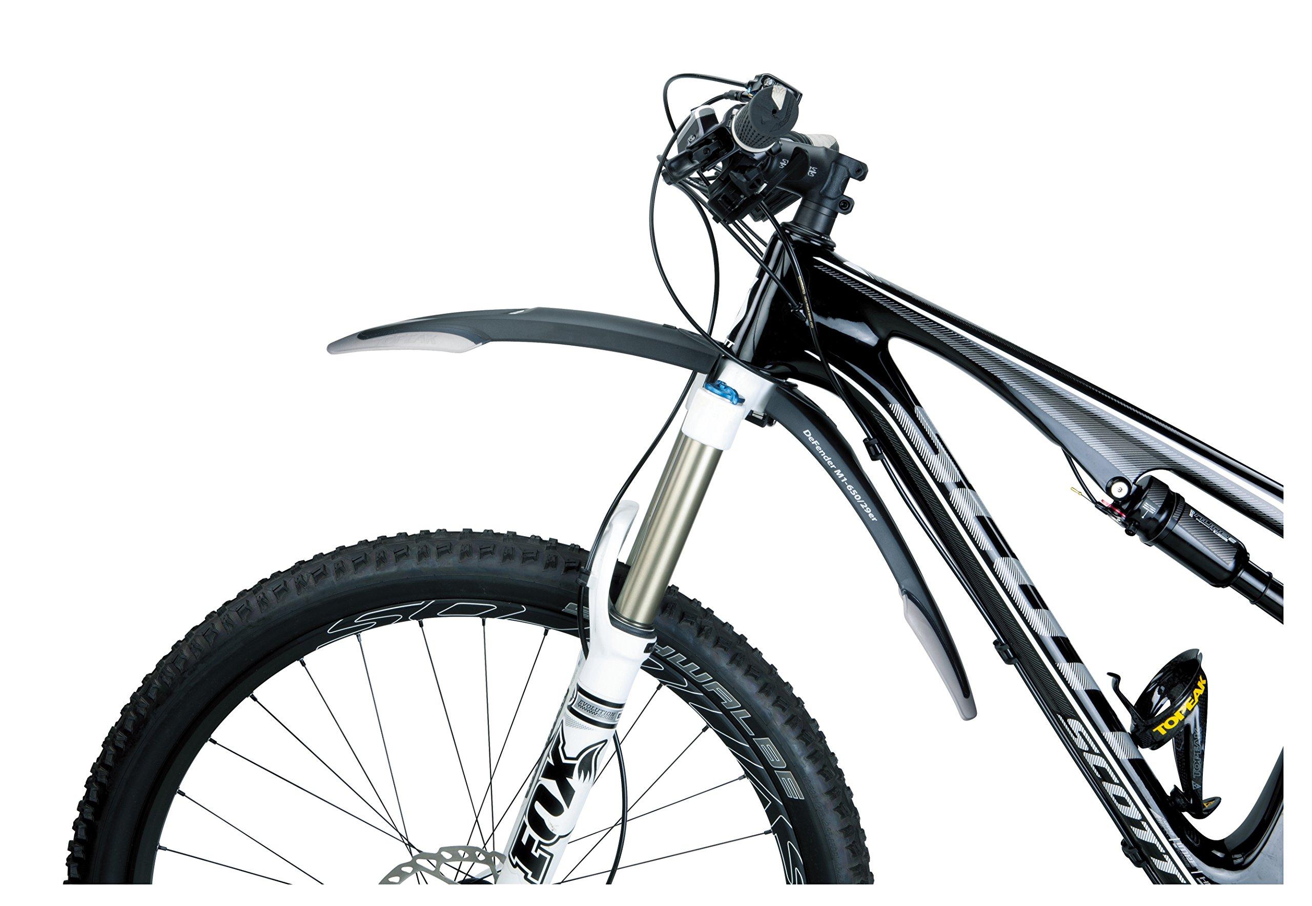 Topeak DeFender M1 Mountain Bike Fender (Front) by Topeak (Image #3)