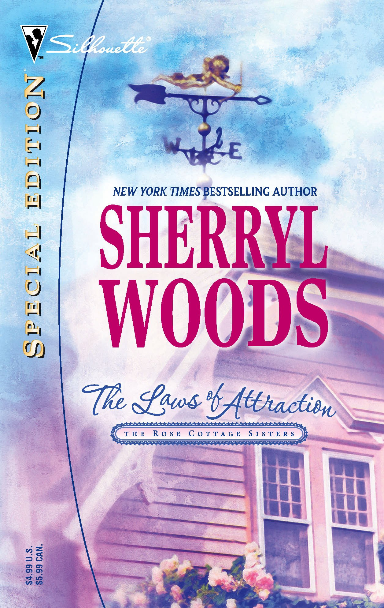 The Laws of Attraction (The Rose Cottage Sisters) (Silhouette Special Edition) ebook