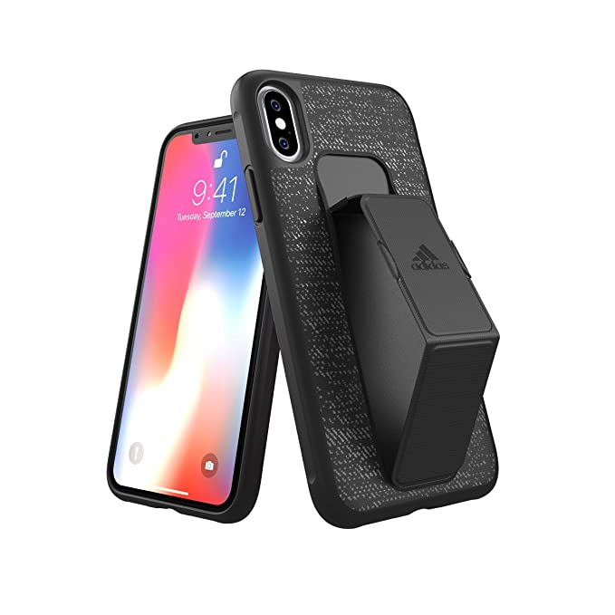 huge discount 86dff a9764 adidas SP Grip Case FW18 for iPhone X/Xs Black