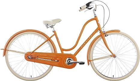 Electra Amsterdam Original 3i ladies – Bicicleta Naranja Ciudad ...