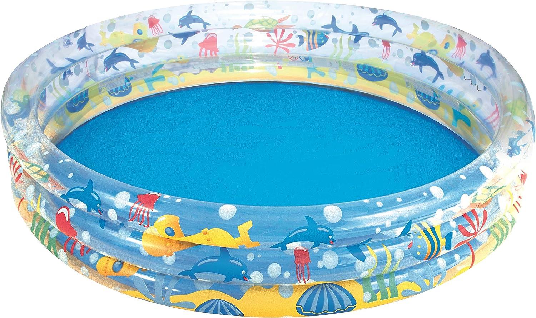 Bestway 51004 - Piscina Infantil Fondo del Mar 152x30 cm