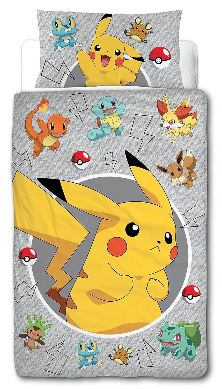 Character Pokemon Go Panel Single Duvet Cover