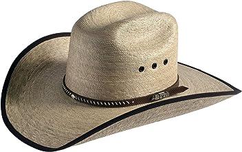 bf47d5f909524 Rio Grande Sombrero Vaquero Mod. Goliad Color Quemado Calidad 5X