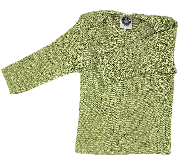de origen biol/ógico controlado Cosilana Body para beb/é de 70/% lana y 30/% seda