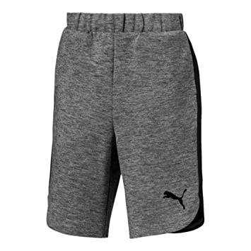 2632cf71ffd4 Puma Boys  Evostripe Shorts B Trousers  Amazon.co.uk  Sports   Outdoors