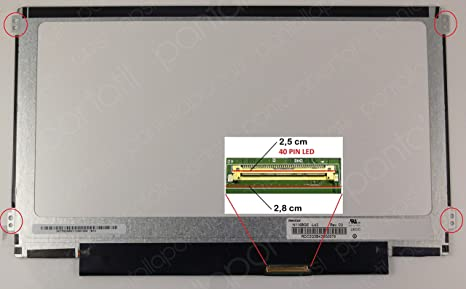 Desconocido Pantalla para HP Pavilion X360 11-K101la 11-K101nd 11-K101nk Origen