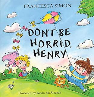 Amazon buy horrid henrys thank you letter early reader book dont be horrid henry expocarfo Choice Image