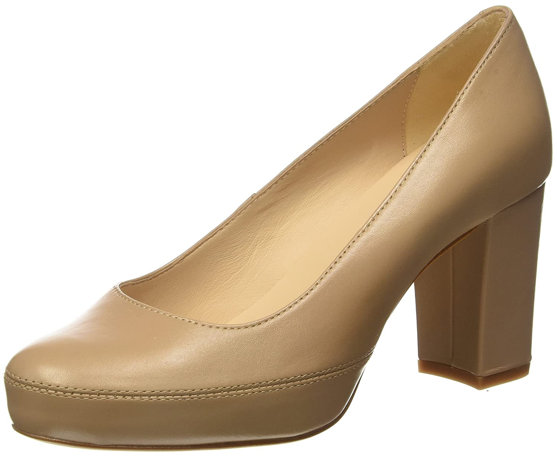 Unisa Numar_18_na, Zapatos de tacón con Punta Abierta para Mujer