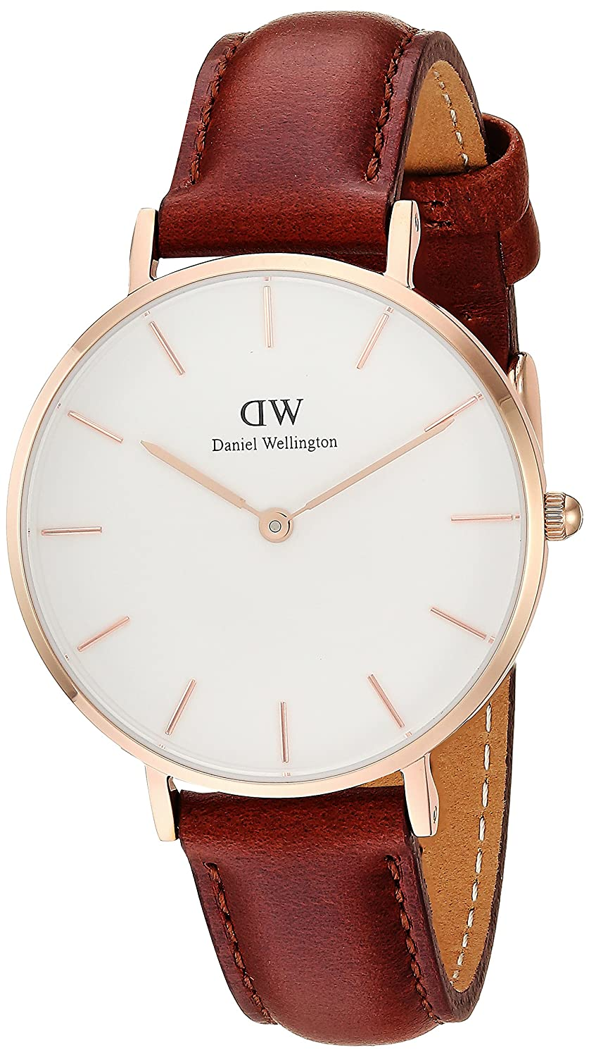 Daniel Wellington Classic Petite St Mawes In White 32mm by Daniel+Wellington