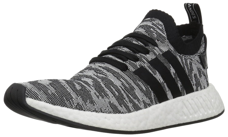 adidas Originals Men's NMD_r2 Pk Sneaker B073RNRR6K 6.5 D(M) US|Black/Black/White