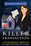 Killer Transaction (Cindy York Mysteries Book 1)