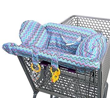Amazon.com: Lil Jumbl Carrito de la compra, diseño de bebé ...