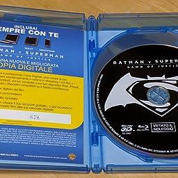 Amazon バットマン Vs スーパーマン ジャスティスの誕生 Dvd 映画