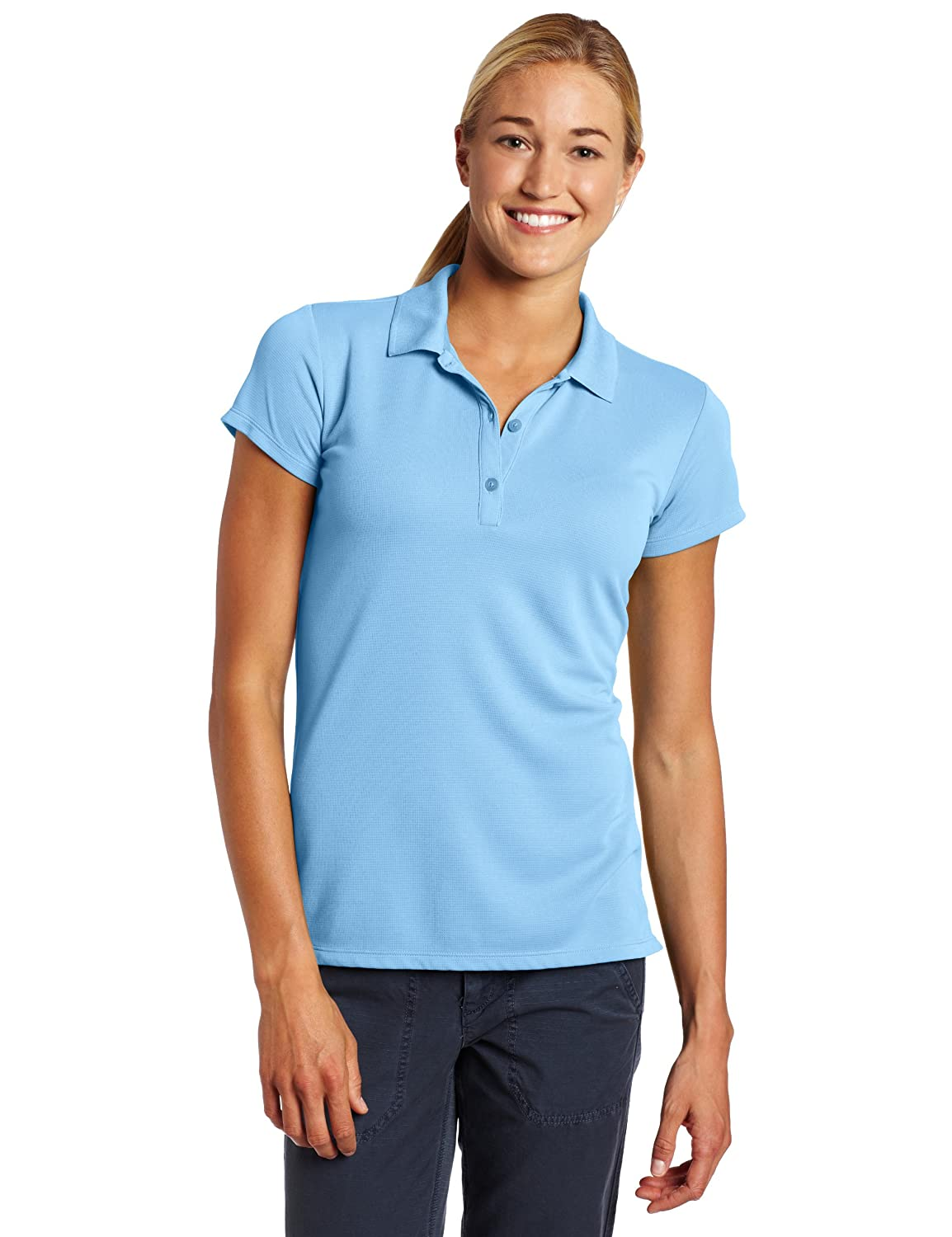 Amazon Columbia Womens Innisfree Short Sleeve Polo Shirt