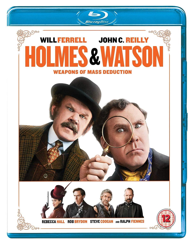 Holmes & Watson 2018Region Free
