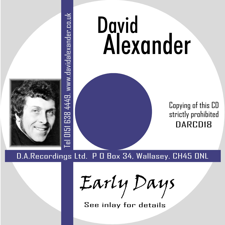David Alexander on Amazon Music