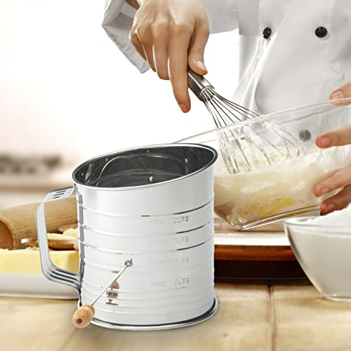 Best Flour Sifter Reviews 2019: Top 5+ Recommended