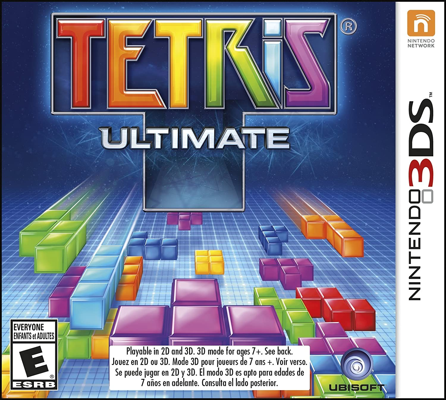 Amazon Com Tetris Ultimate Nintendo 3ds Ubisoft Video Games