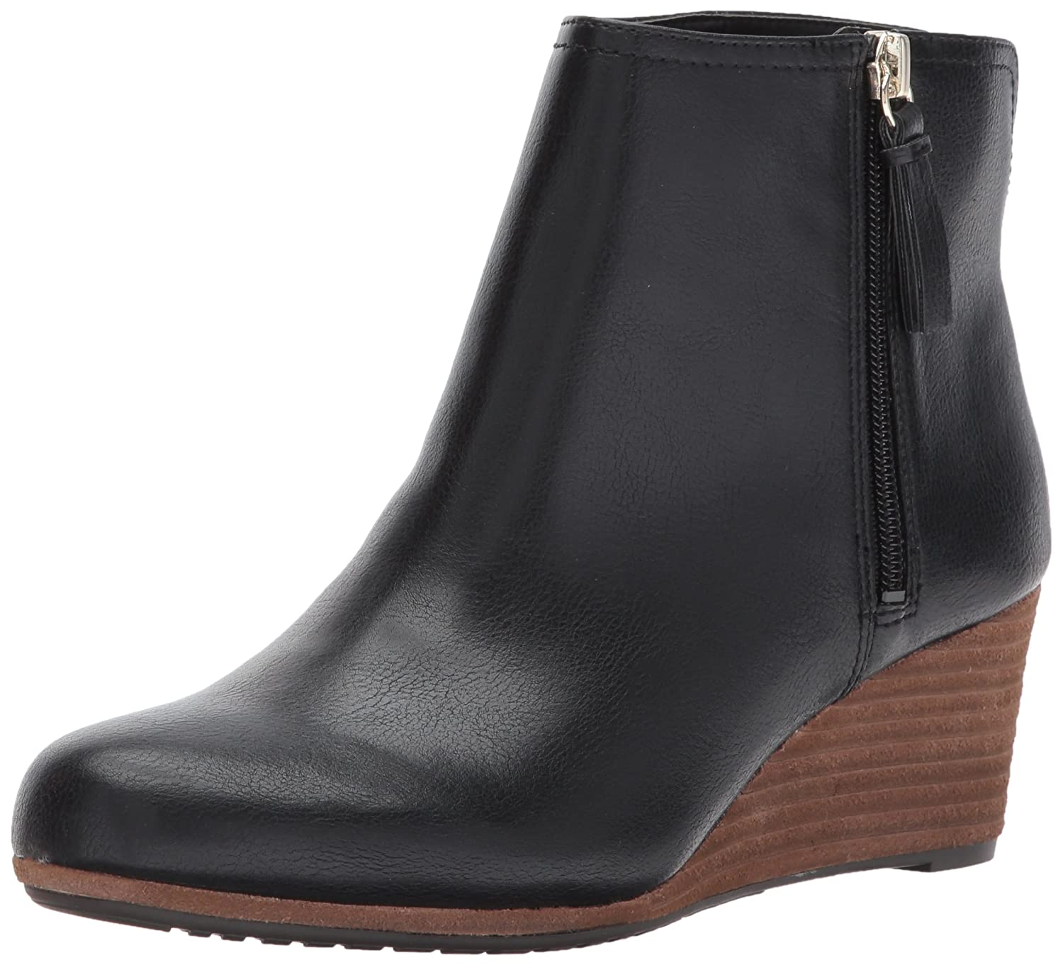 Dr. Scholl's Shoes Women's Dwell Boot B06Y4JHDT4 9.5 M US|Black Tumbled